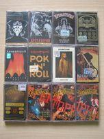 Продам нові аудіокасети Крематорий, 11 штук