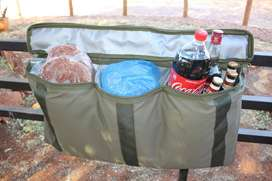 Cattle Rail Coolers 3 Pocket