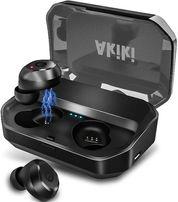 Новые беспроводные сенсорные наушники Akiki Bluetooth 5.0