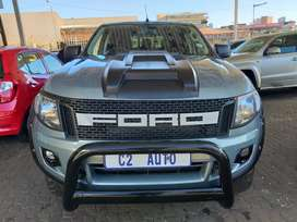 2013 Ford Ranger 2.2 DTCI 6speed Double Cab