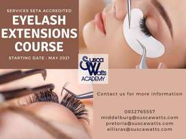 Eye Lash Extension Course