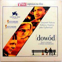 """Film na DVD """"Dowód"""""""
