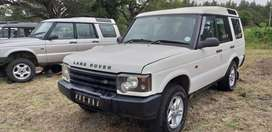 *** STRIPPING FOR SPARES *** Land rover discovery 2 Td5 ( facelift)