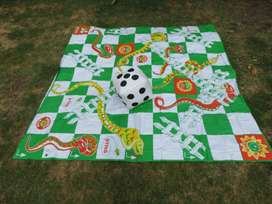 Giant Snakes & Ladders For Hire