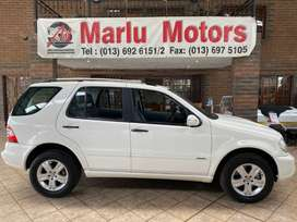 2005 Mercedes Benz ML270 Cdi Full house comes with FSH