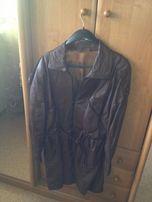 Куртка женская натуральная кожаная