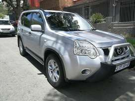2011  NISSAN XTRAIL 1.5 MANUAL