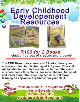 Early Childhood Development Resources
