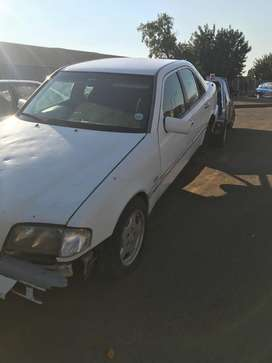 W202 merc stripping for spares