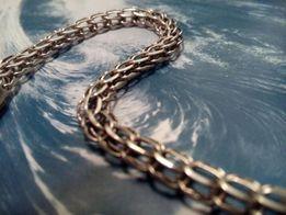 Продам серябряный браслет