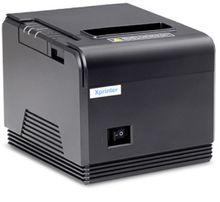 Принтер чеков Xprinter XP-Q260 для кафе бара ресторана Poster POS