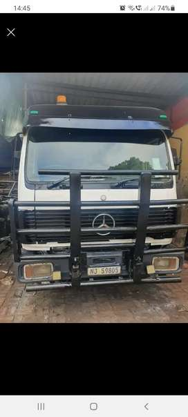 Mercedes-benz  powerliner 2635