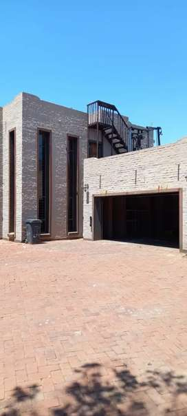 4Bedroomed Double Storey House