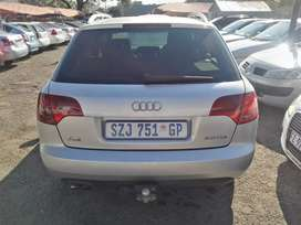 Audi A4 2.0TDI Station Wagon