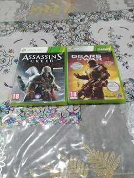 Xbox 360 games for sale in excellent condition