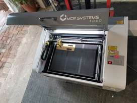 MER 4060 - 60W laser cutter and engraver