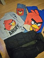 Zestaw angry birds 128 h&M