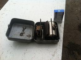 Бензиновая минипечка для рыбалки и отдыха