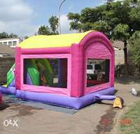 small bouncing castle for hire 0