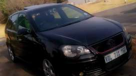 VOLKSWAGEN POLO BUCHER GTI 1.8T WITH SUN ROOF AND LEATHER INTERIOR