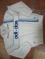 ADIDAS kurtka bluza biała damska wiosna/lato rozmiar 32/34 logowana