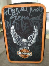 Penál Harley Davidson 0