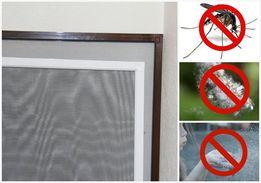 Москитные сетки на пластиковые окна, двери