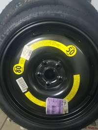 Image of Audi Spare Wheel