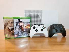 Xbox One S BUNDLE - GREAT CONDITION