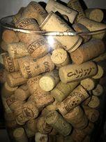 Продам пробки от вина и шампанского