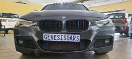 BMW 320d F30 3-series sedan auto grey colour