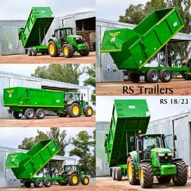 Tipper trailer 2021