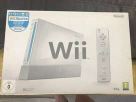Nintendo Wii with extra parts
