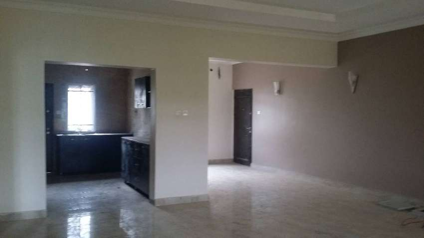 Spacious brand new two bedroom flat in apo resettlement, zone E extn 0
