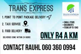 Transport and delivery