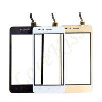Тачскрин для Huawei y3 II LUA-U22 3g 4g сенсор оригинал черный золотой