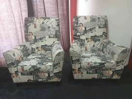 Vintage limited edition couches