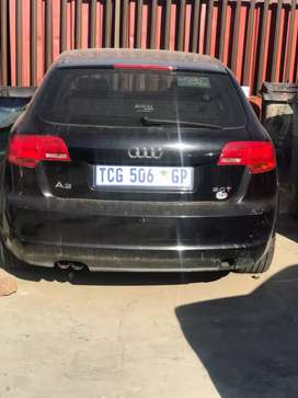 Audi A3 2.OT stripping for spare parts