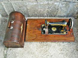 Продам швейную машинку SINGER 1908 года зингер (6000 рублей) Торг