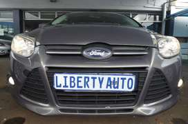 2012 Ford Focus Sedan 1.6 Trend 86,000km Manual LIBERTY AUTO
