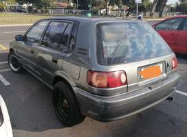 Toyota Tazz 1.3 5 speed