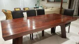 Corifcraft 8 seater table