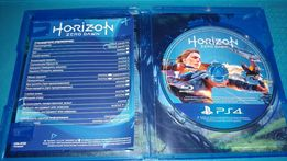Игра PlayStation 4 Horizon Zero Dawn и God of War 3