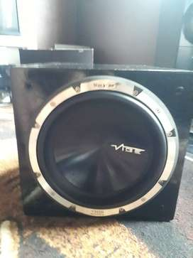 "HOUSE VIBE 10"" SUB FOR SALE"
