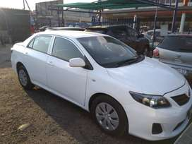 2016 Toyota Corolla Quest In A Very Good Condition
