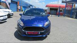 2017 ford fiesta  1.0 ecoboost
