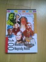 książka 100 laureatów Nagrody Nobla