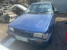 MAZDA/ MAZDA 323 -STRIPPING FOR SPARES