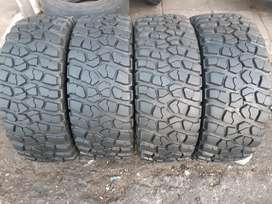 Bfgoodrich mud Terrain A/T 305/55/20 now available