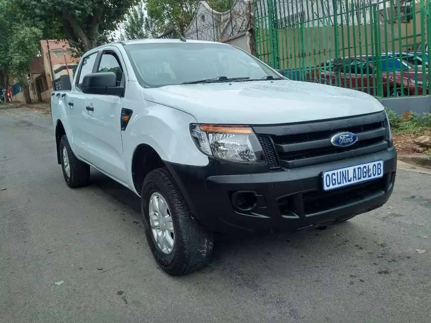 2015 FORD RANGER 2.2 6 SPEED DOUBLE CAB 0